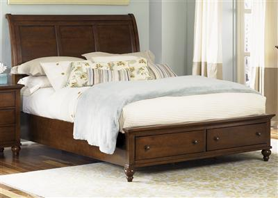 Liberty Furniture #341-BR-QSB