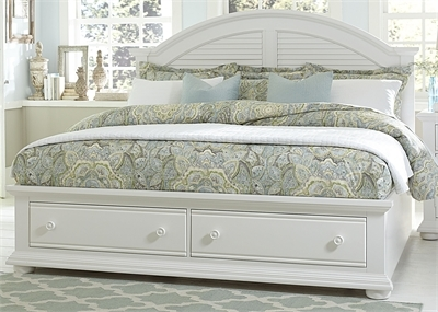 Liberty Furniture #607-BR-QSB