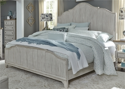 Liberty Furniture #652-BR-QPB