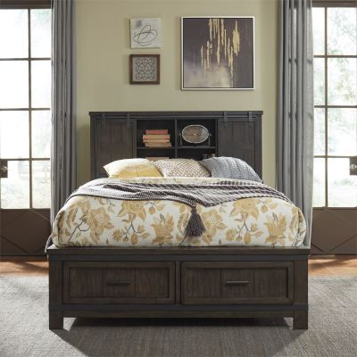 Liberty Furniture #759-BR-QBB
