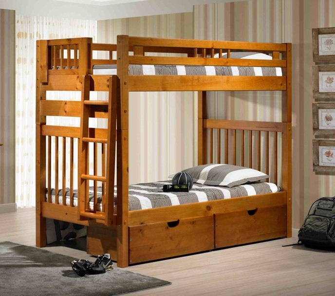 Innovations - Stairway Bunkbed