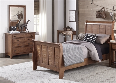 Liberty Furniture #175-YBR-TSL