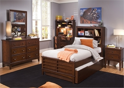 Liberty Furniture #628-YBR-TBB