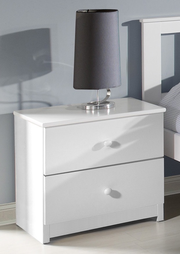 Innovations - White Nightstand