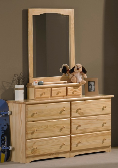 Innovations - Ponderosa Dresser & Mirror