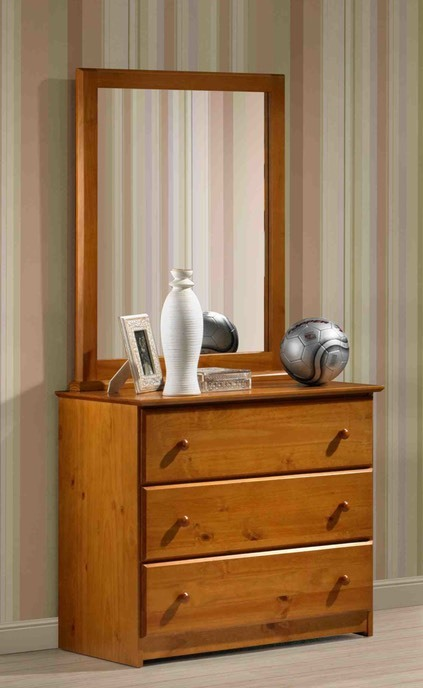 Innovations - Tucson Single Dresser & Mirror