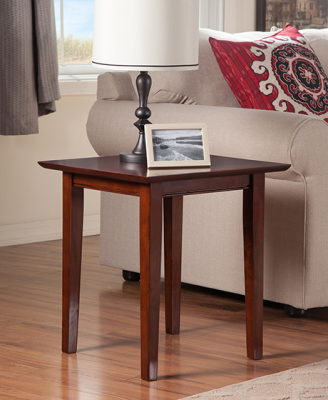 Atlantic Furniture - Shaker End Table