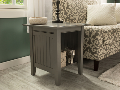 Atlantic Furniture - Cottage End Table