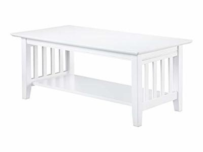 Atlantic Furniture - Mission Coffee Table