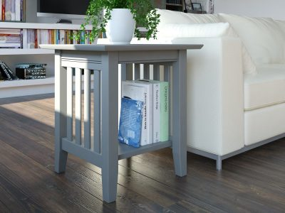 Atlantic Furniture - Mission End Table