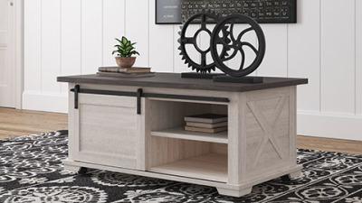 Ashley Furniture - T287-1